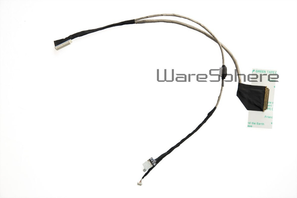 YENI Laptop LCD LED LVDS Video Flex Kablo acer Aspire One D250 AOD250 KAV60 Karbon Ekran Video KABLOSU DC02000SB50