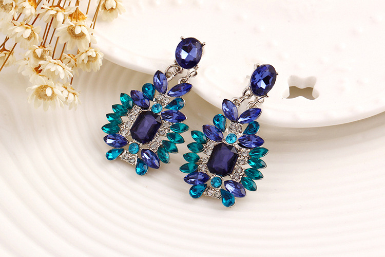 2017 fashion women ethnic accessories earring drop earring for party